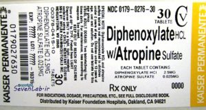 ديفنوكسيلات‌ | DIPHENOXYLATE