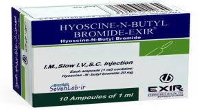 هیوسین | HYOSCINE-N-BUTYL BROMIDE